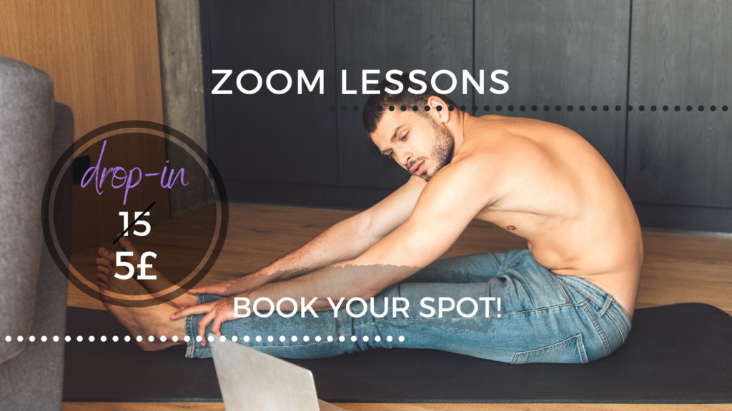Wellness Theatre ZOOM Lessons 5GBP 4